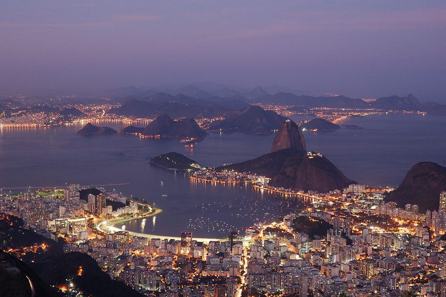 Most Popular Cities in Brazil 2